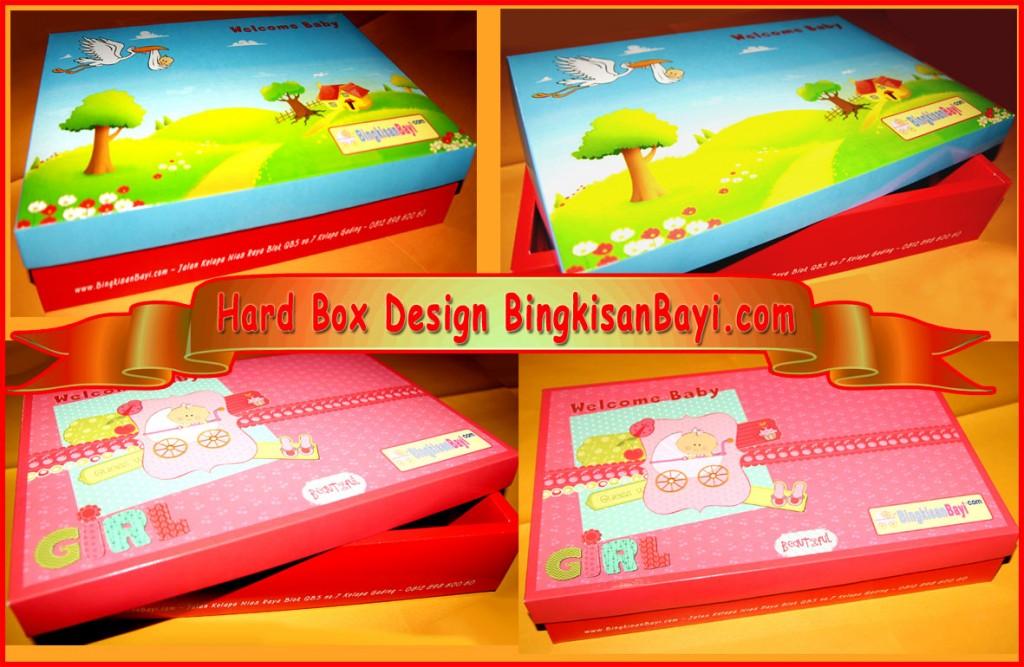 Hard Box Bingkisan Bayi