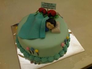 Kue Tart Baby Bingkisan Bayi 1 Bulan