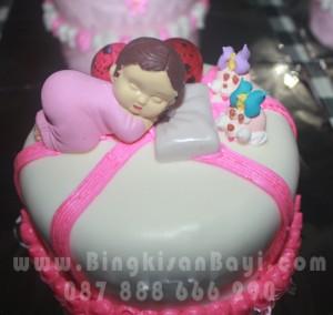 Kue Tart Sebulanan Baby