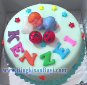 cake bayi 1 bulan