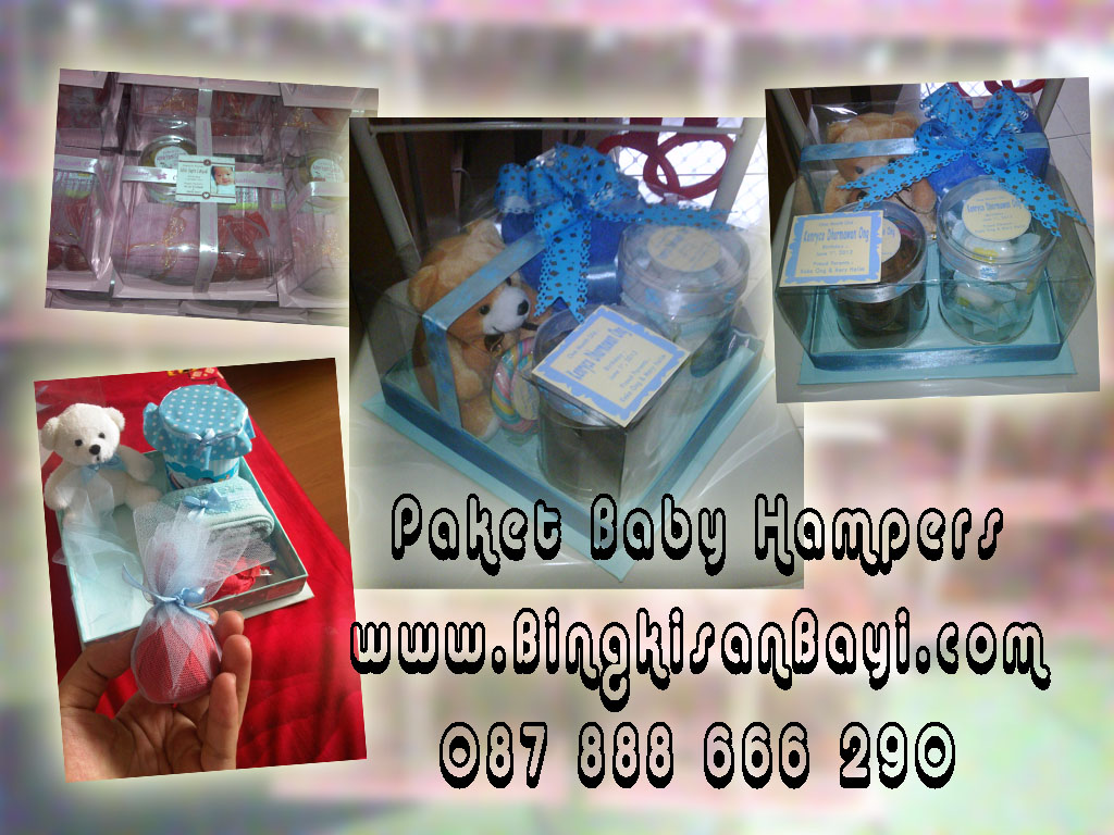 hampers Bayi 1 Bulan